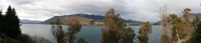 Villa Del Lago Suite 13 View